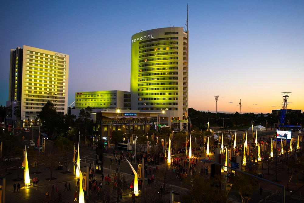 Sydney Olympic Park } Photo Credit: AccorHotels