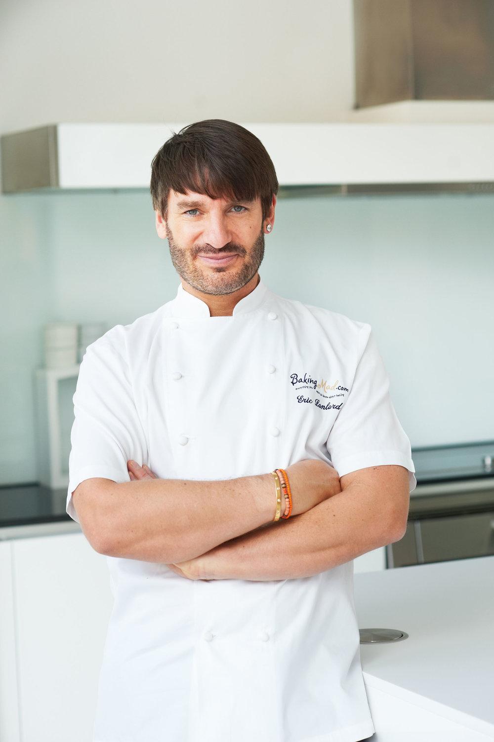 French Master Pattisier Éric Lanlard