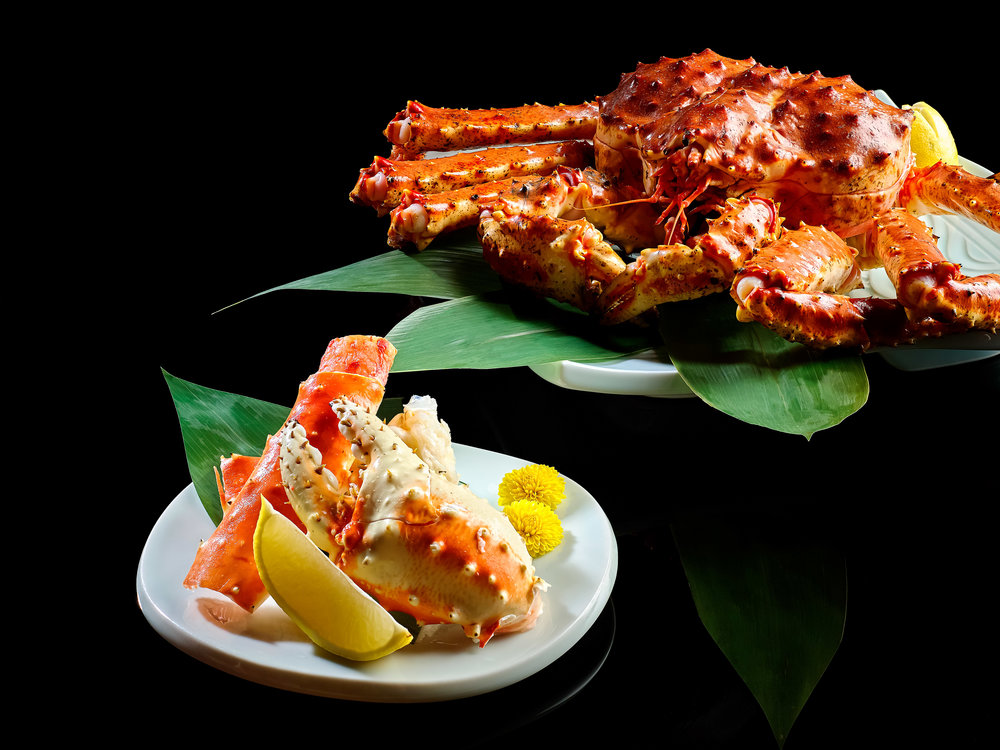 King Crab | Photo Credit: Pan Pacific Singapore