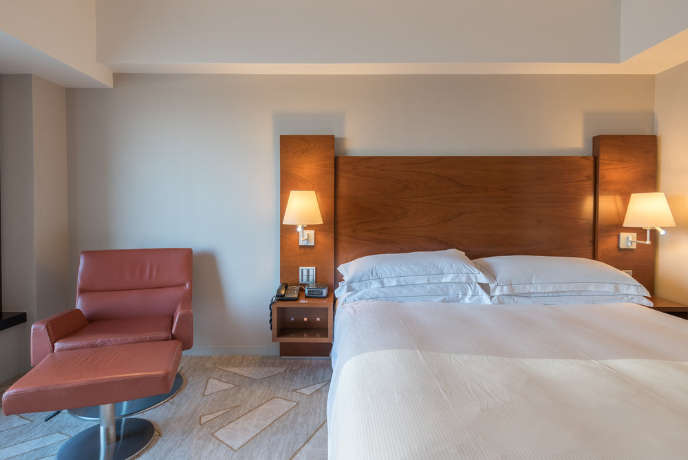 Bedroom King Executive Room -Hilton Tokyo (Shinjuku)