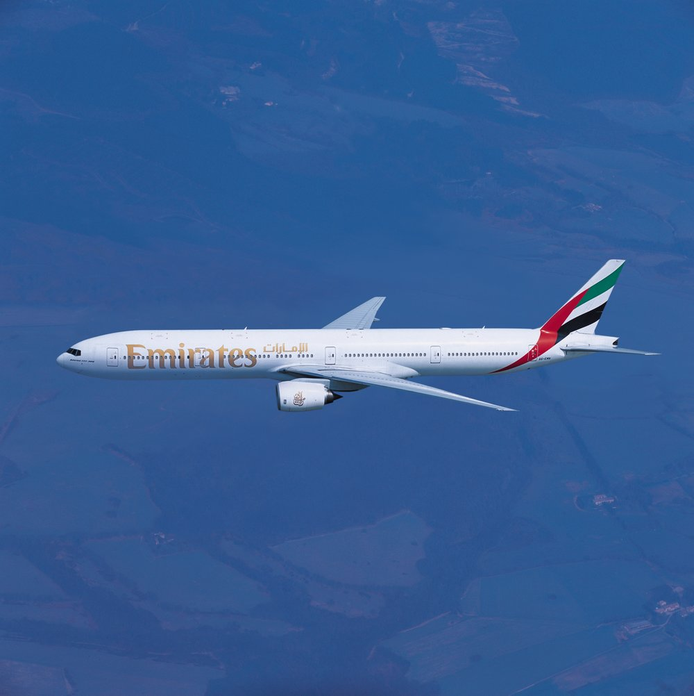 Emirates Boeing 777-300 | Photo Credit: Emirates