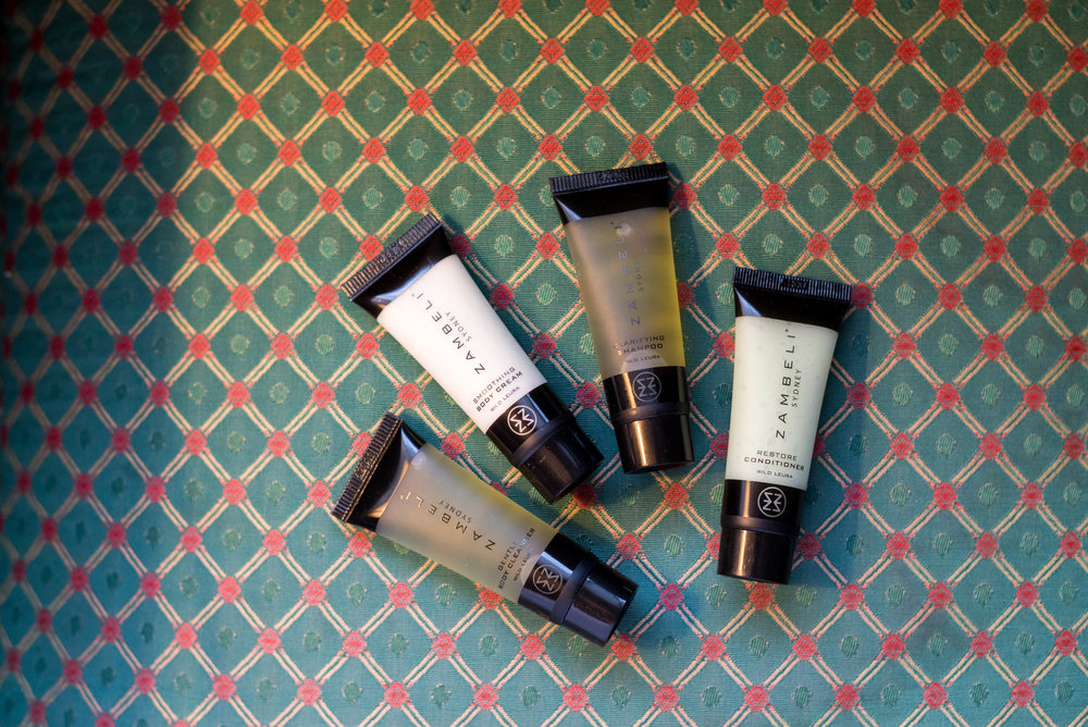 Bath Amenities Superior Room - The Langham, Auckland