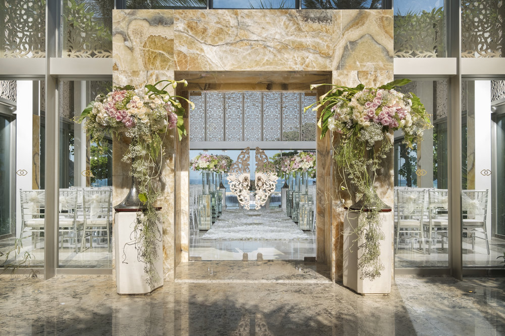 Sofitel Bali Nusa Dua Beach Resort Refreshes Wedding Venue Jewel