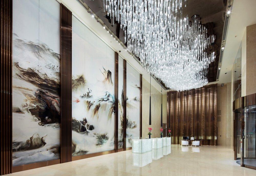 Hotel Lobby | Photo Credit: Fairmont Chengdu