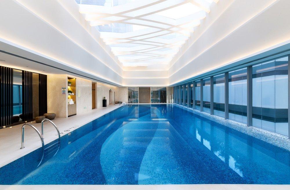 Swimming Pool | Photo Credit: Fairmont Chengdu