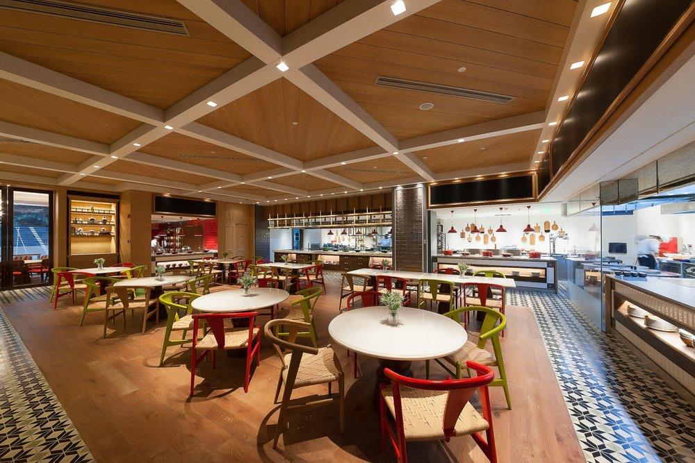 Spectrum Restaurant | Photo Credit: Fairmont Chengdu
