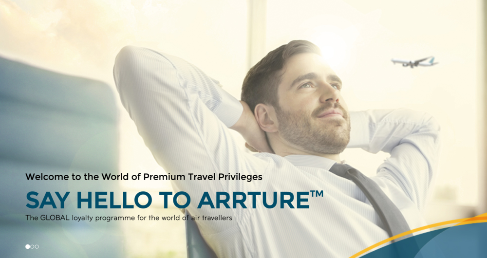 Arrture Airport Travel Rewards | Photo Credit: Arrture