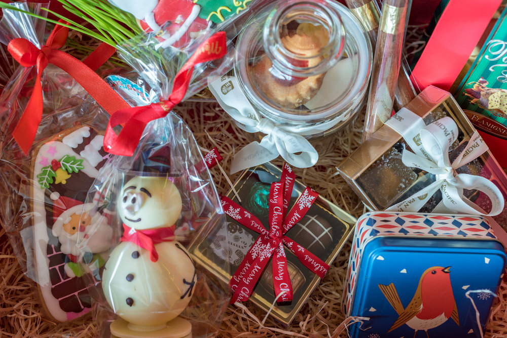 Festive Goodies  Harbour Studio - Pan Pacific Singapore