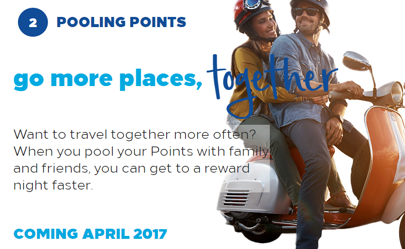 Pool Hilton Honors Points for Free! | Photo Credit: Hilton Honors