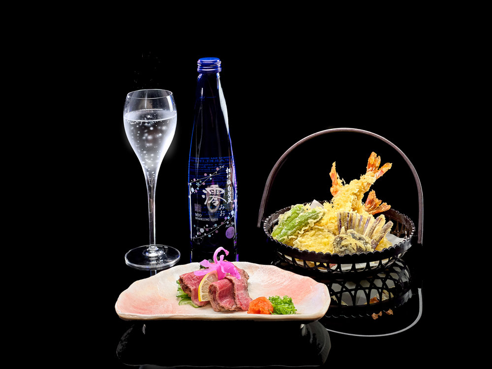 Weekend Japanese Bubbly Brunch at Keyaki | Photo Credit: Pan Pacific Singapore