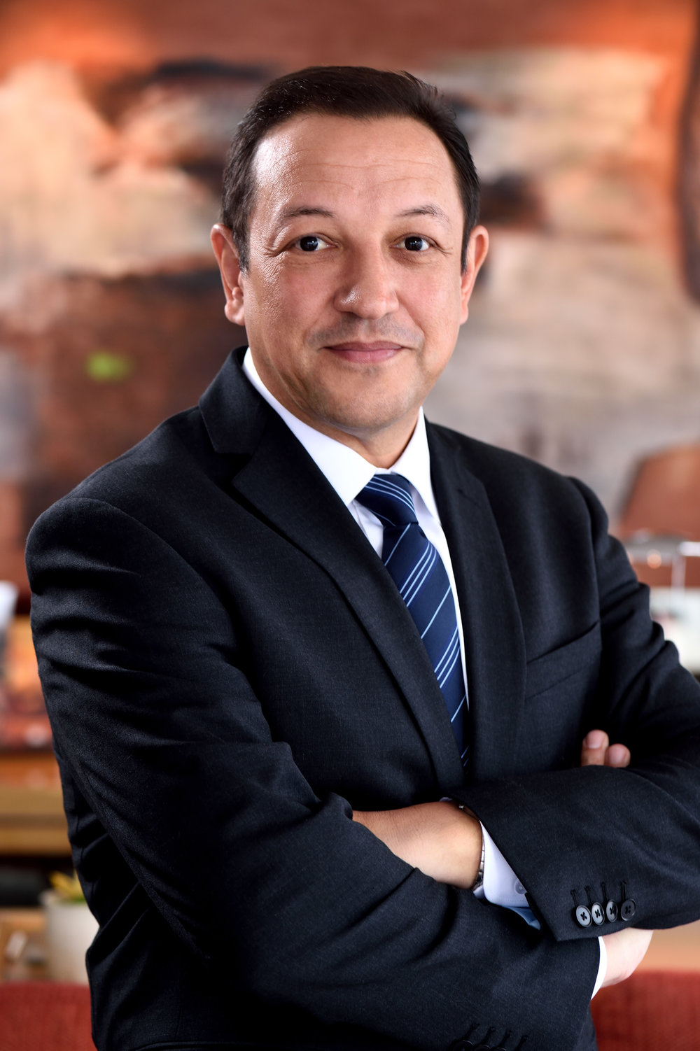 General Manager of Grand Hyatt Hong Kong | Photo Credit: Grand Hyatt Hong Kong