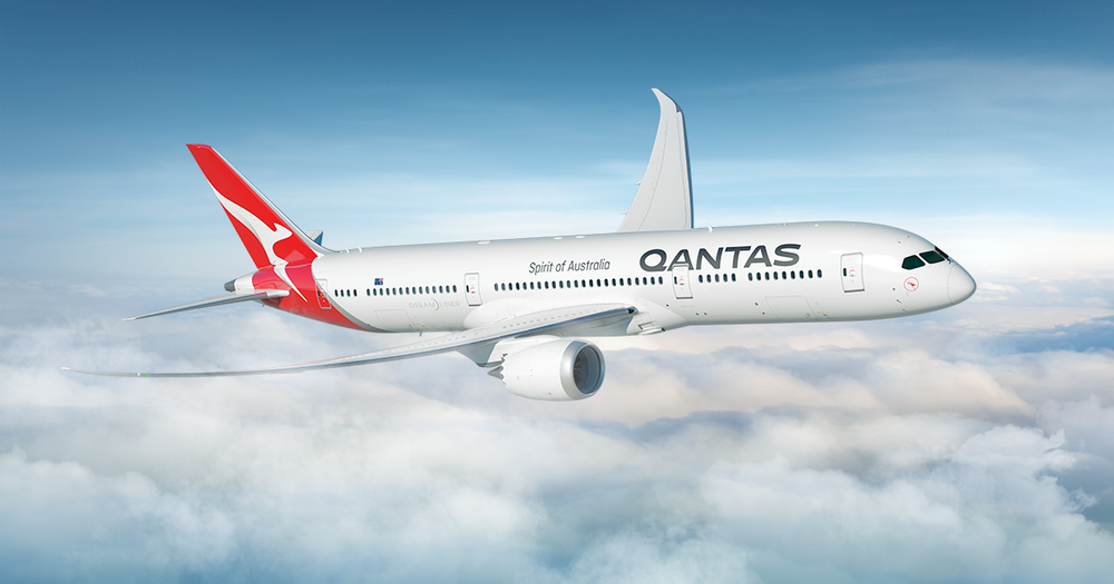Photo Credit: Qantas