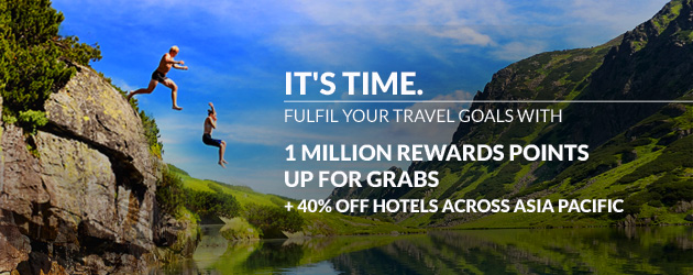 Earn 50,000 Le Club AccorHotels Rewards Points | Photo Credit: AccorHotels