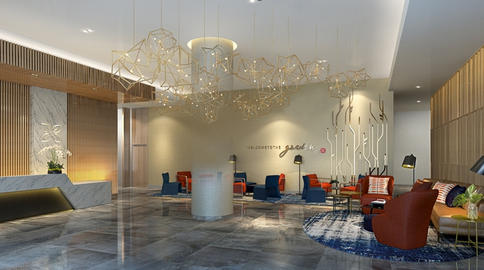 Hotel Lobby | Photo Credit: Hilton Garden Inn Singapore Serangoon