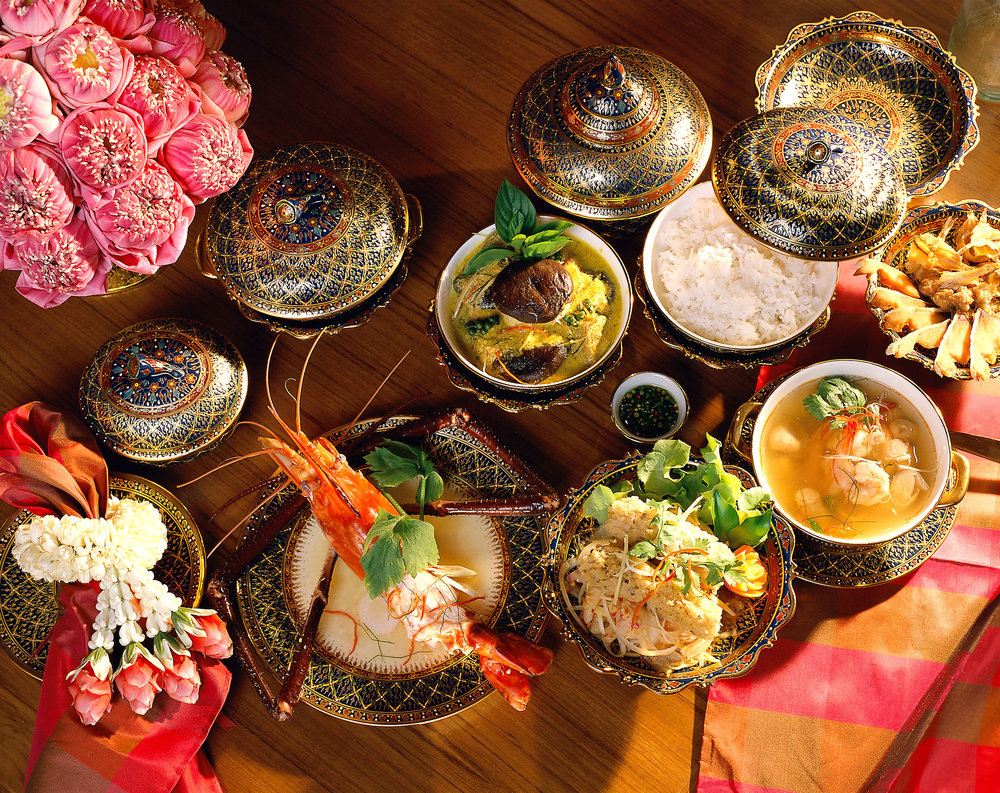 Tastes of Thailand at Melt Café | Photo Credit: Mandarin Oriental, Singapore