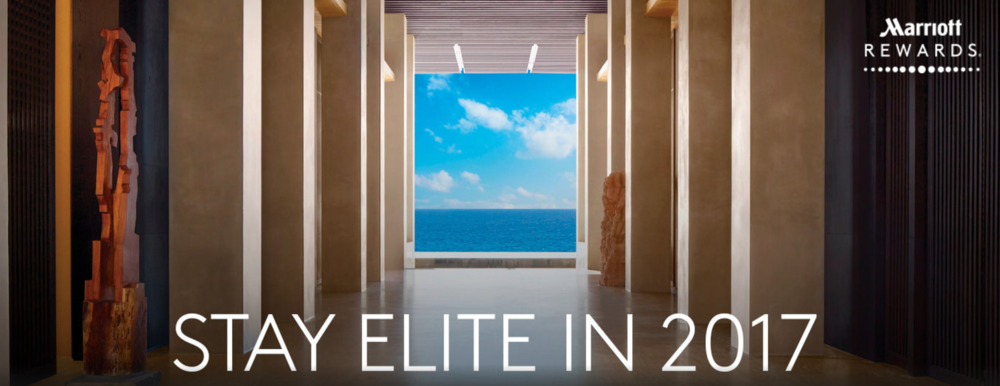 Gold Elite Buy Back | Photo Credit: Marriott