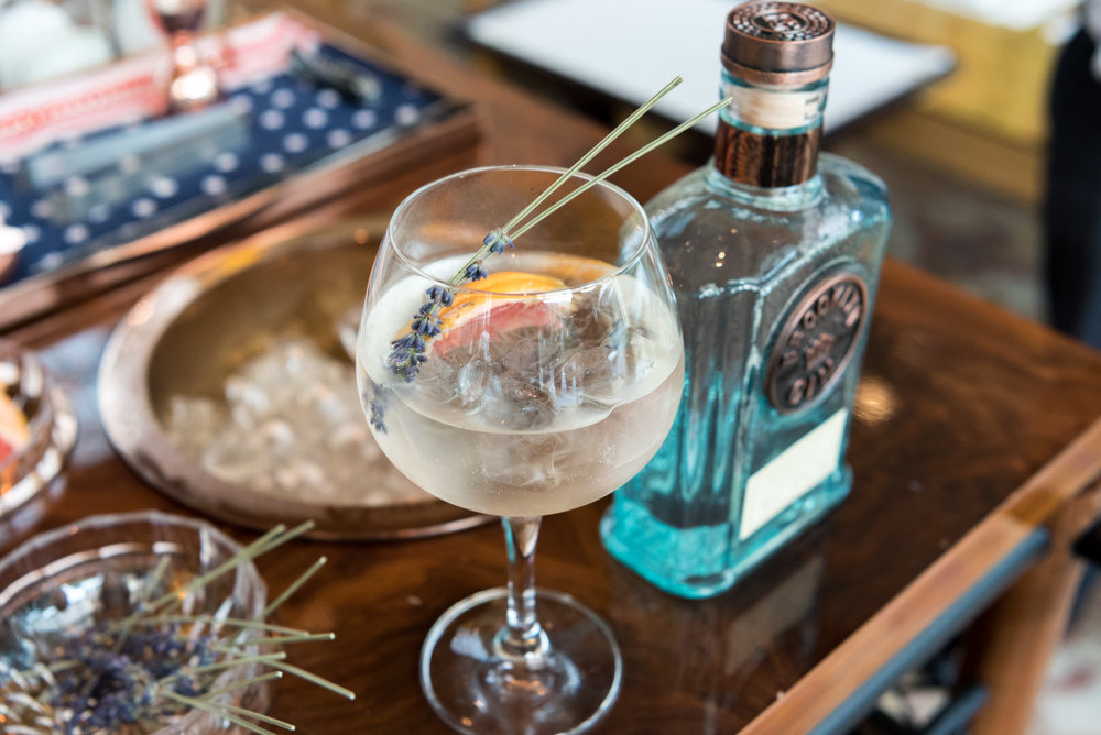 Brooklyn Gin (S$12++)  Chihuly Lounge - The Ritz-Carlton, Millenia Singapore