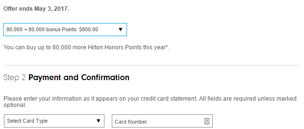 Get 100% more Hilton Honors Points! | Photo Credit: Hilton Honors