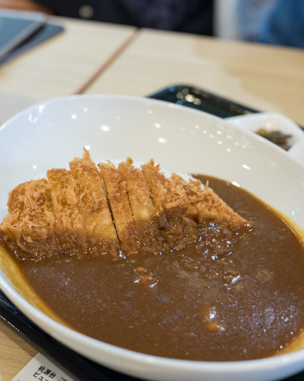 Curry Rice at Togendai Station  Travel Guide for Day-trip to Hakone from Tokyo