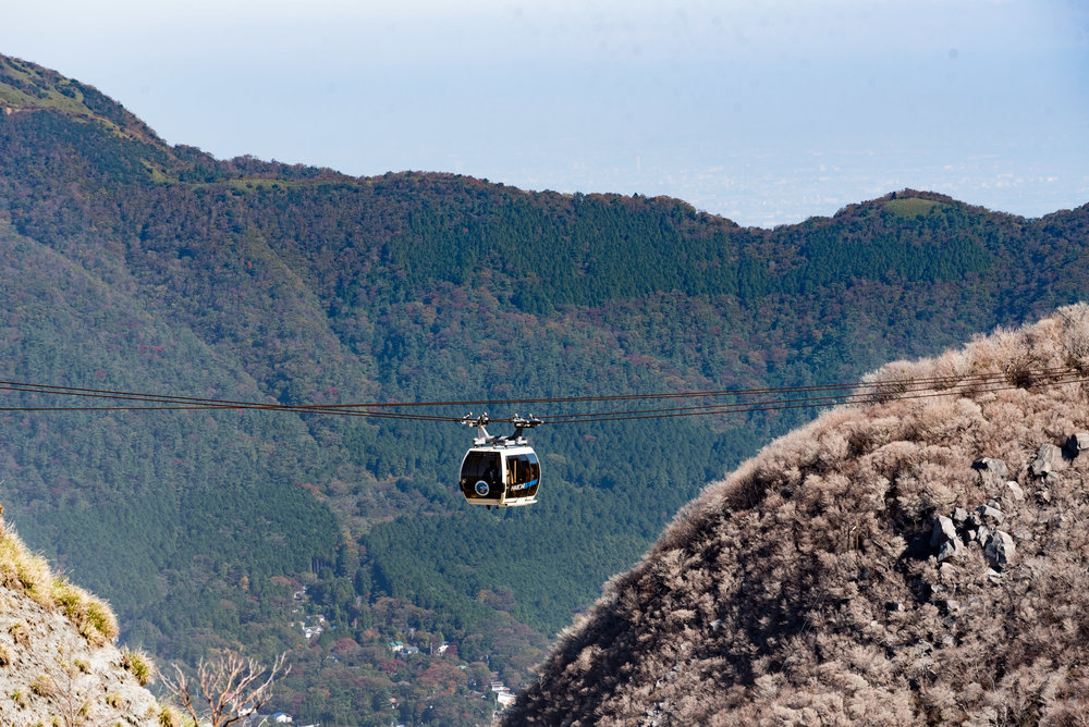 Hakone Ropeway Travel Guide for Day-trip to Hakone from Tokyo