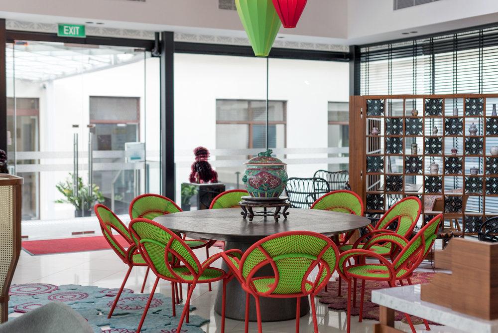 Hotel Lobby  Hotel Indigo Singapore Katong