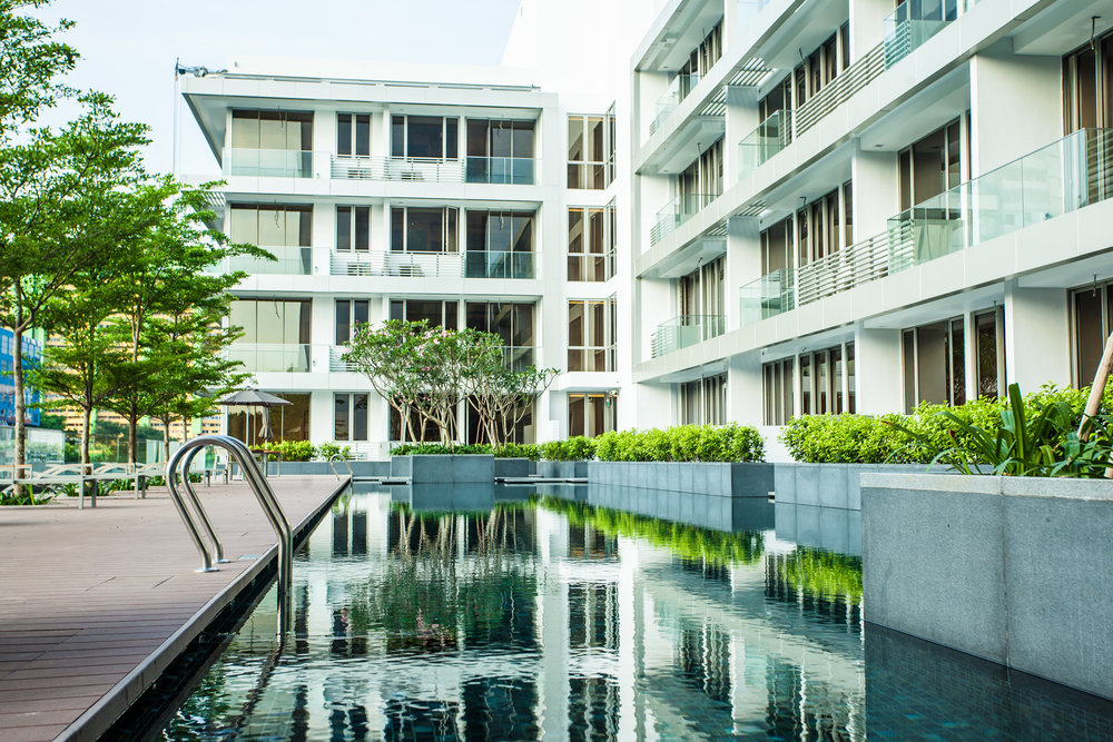 Swimming Pool | Photo Credit: Dorsett Singapore