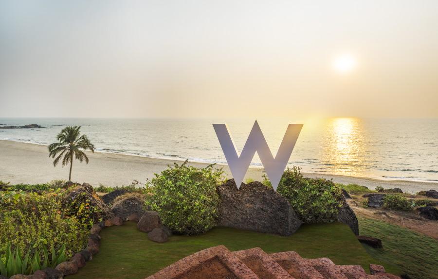 Overlooking the Arabian Sea | Photo Credit: W Goa