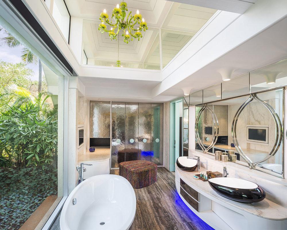 Bathroom | Photo Credit: W Goa