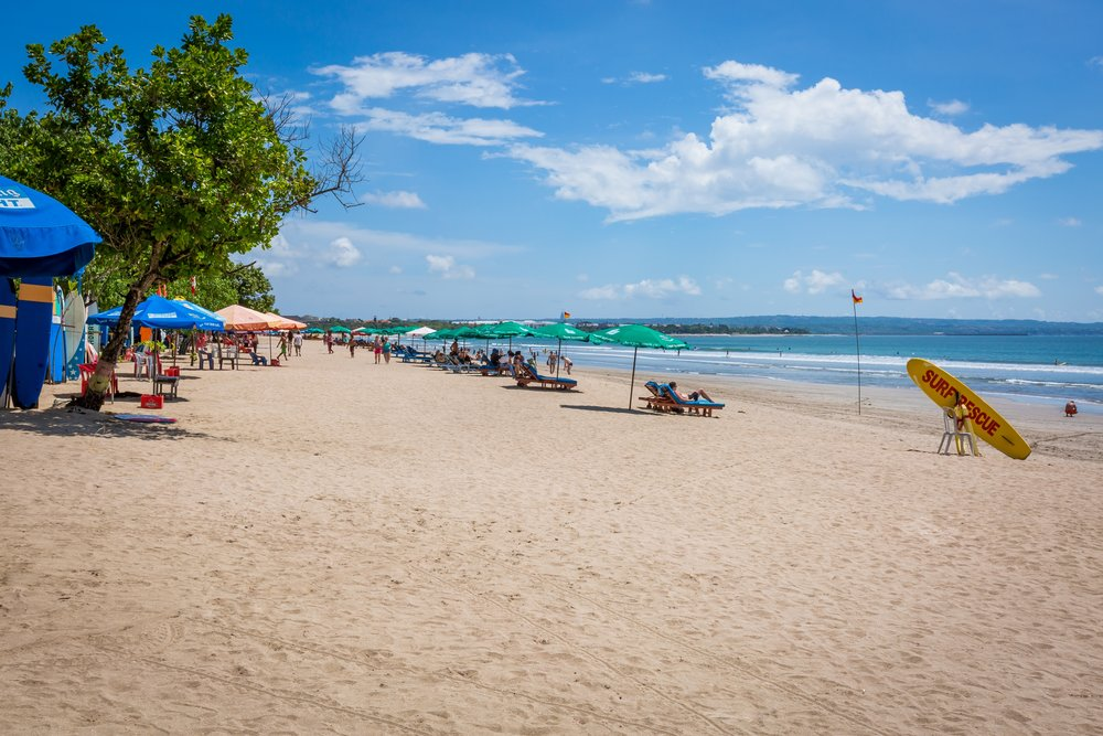 Kuta Beach | Photo Credit: Wyndham Garden Kuta Beach Bali
