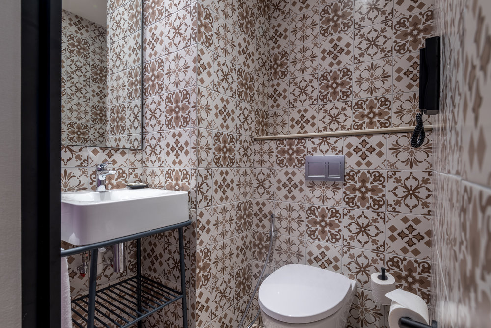 Half Bathroom Premier View Room with Bathtub - Hotel Indigo Singapore Katong