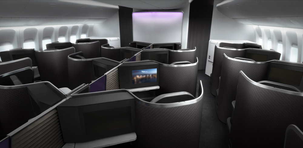 Virgin Australia A330 Business Class | Photo Credit: Virgin Australia