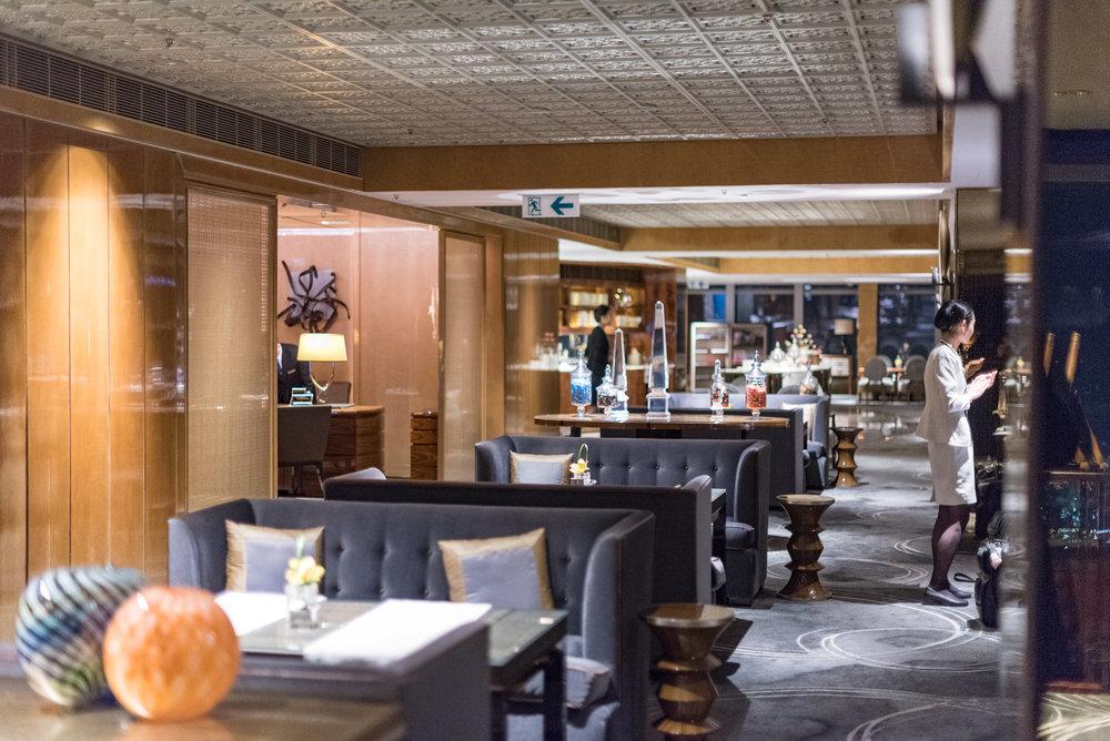 Interiors Ritz-Carlton Club - The Ritz-Carlton, Hong Kong