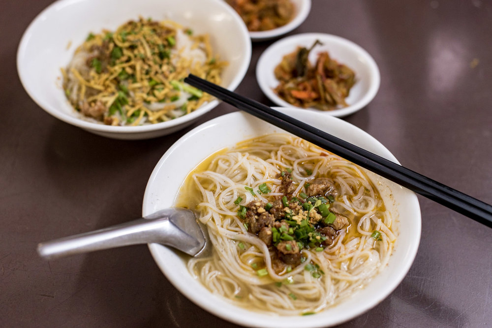 999 Shan Noodle Shop  Yangon, Myanmar