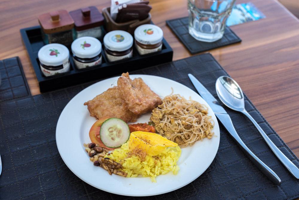Breakfast Buffet MoonLite Kitchen and Bar - Anantara Seminyak Bali Resort