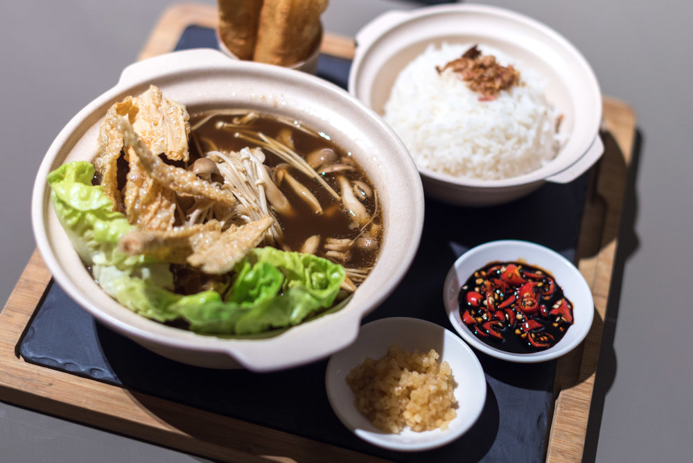 Klang Bak Kut Teh (S$22++) Pacific Marketplace - Pan Pacific Singapore
