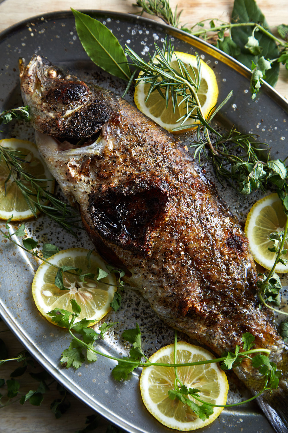 Attarine_Woodfired Fresh Fish of The Day stuffed with Lemon Spices served with Grilled Zucchini and Chermola Sauce(1).jpg