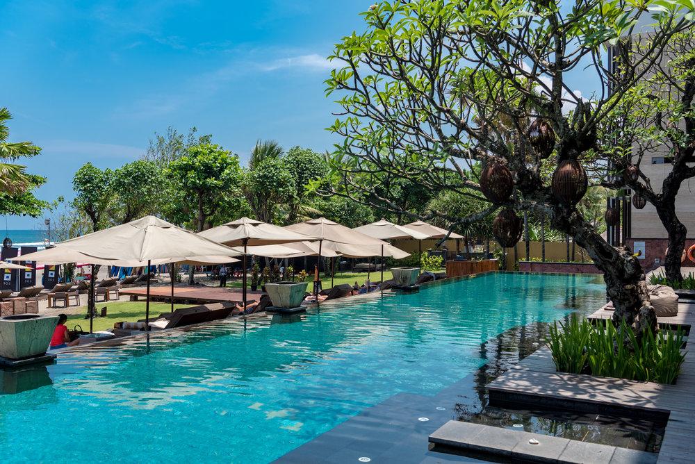 Hotel Review Anantara Seminyak Bali Resort Anantara