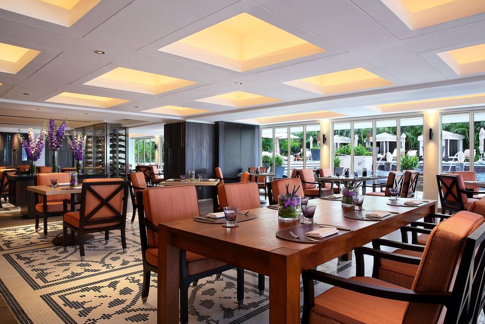 New Dolce Vita Interiors | Photo Credit: Mandarin Oriental, Singapore