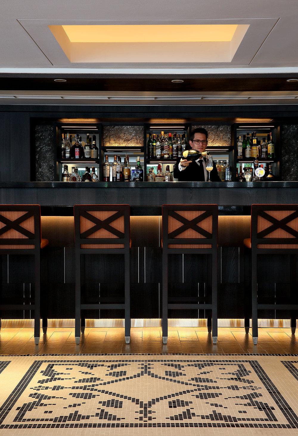 Dolce Vita Bar | Photo Credit: Mandarin Oriental, Singapore