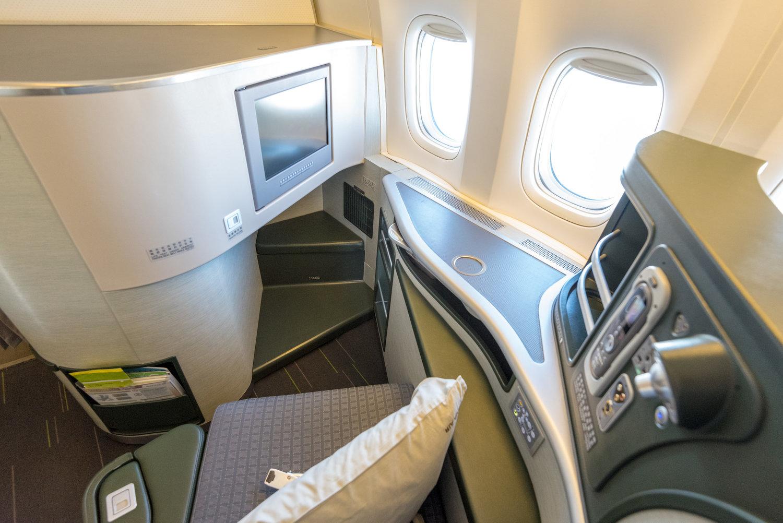 Trip Report: EVA Air Royal Laurel (Business Class) 777-300ER ...