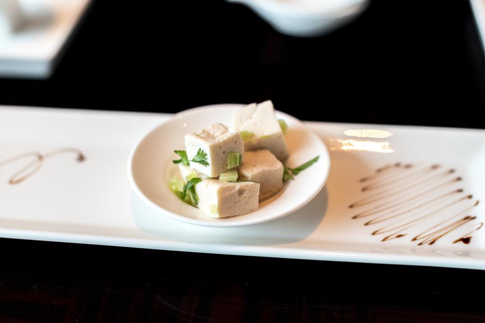 Appetisers YEN Chinese Restaurant - W Taipei