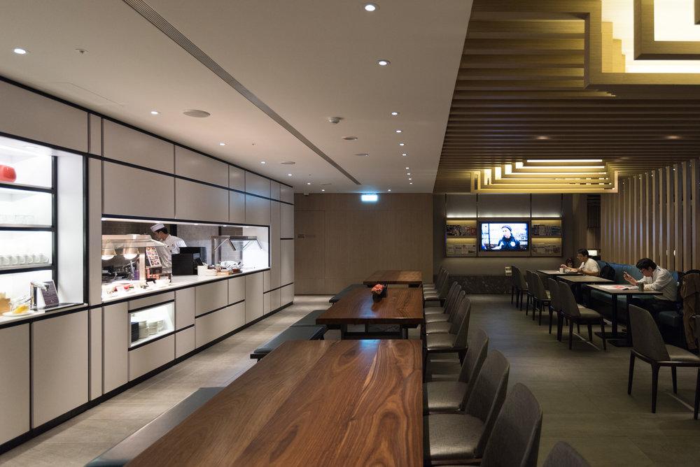 Luxury Card Review >> Lounge Review: Plaza Premium Lounge (Terminal 1 Zone D) - Taipei Taoyuan International Airport ...