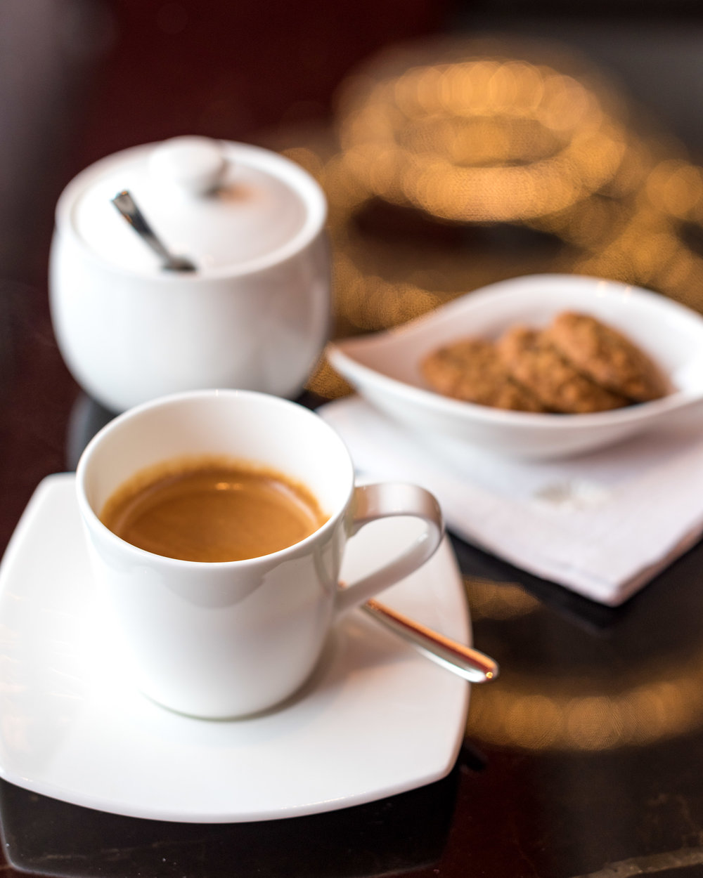 Coffee The Oriental Club - Mandarin Oriental, Singapore