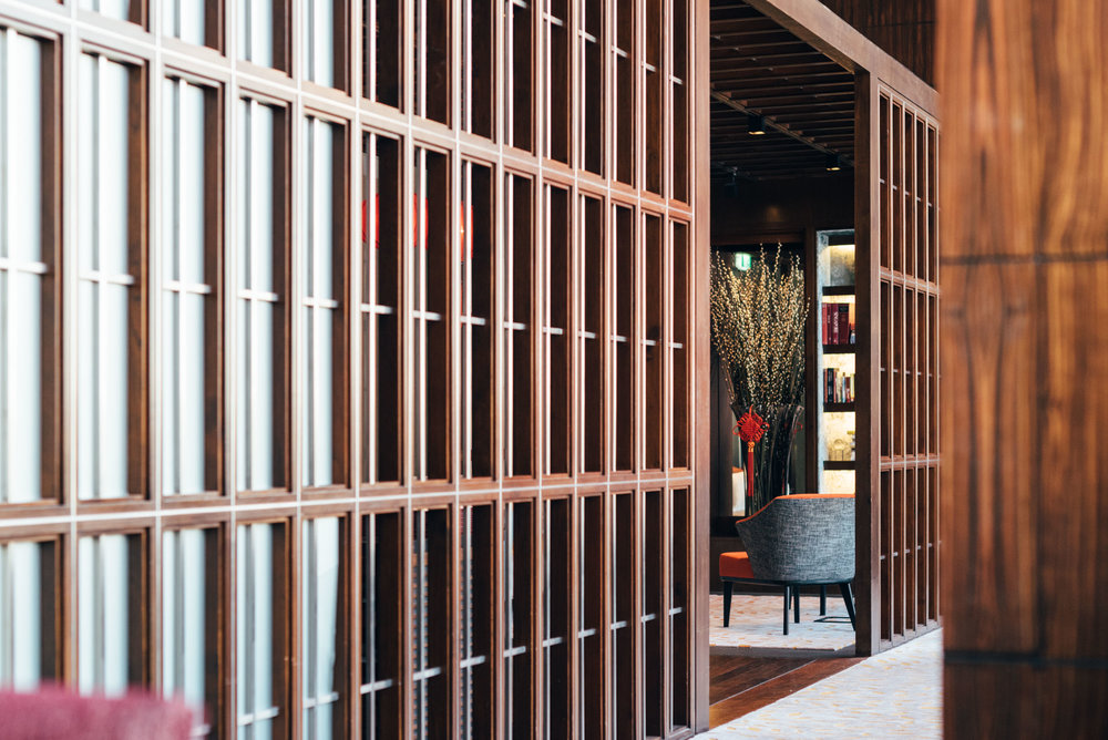 Reception  The Oriental Club - Mandarin Oriental, Singapore