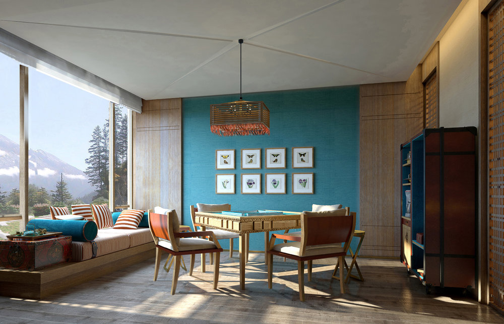Hilton Jiuzhaigou Game Room.jpg