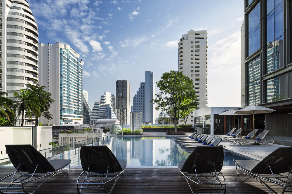 Swimming Pool | Photo Credit: Novotel Bangkok Sukhumvit 20