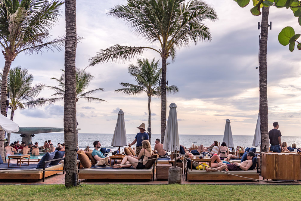 Day Beds  Potato Head Beach Club Bali