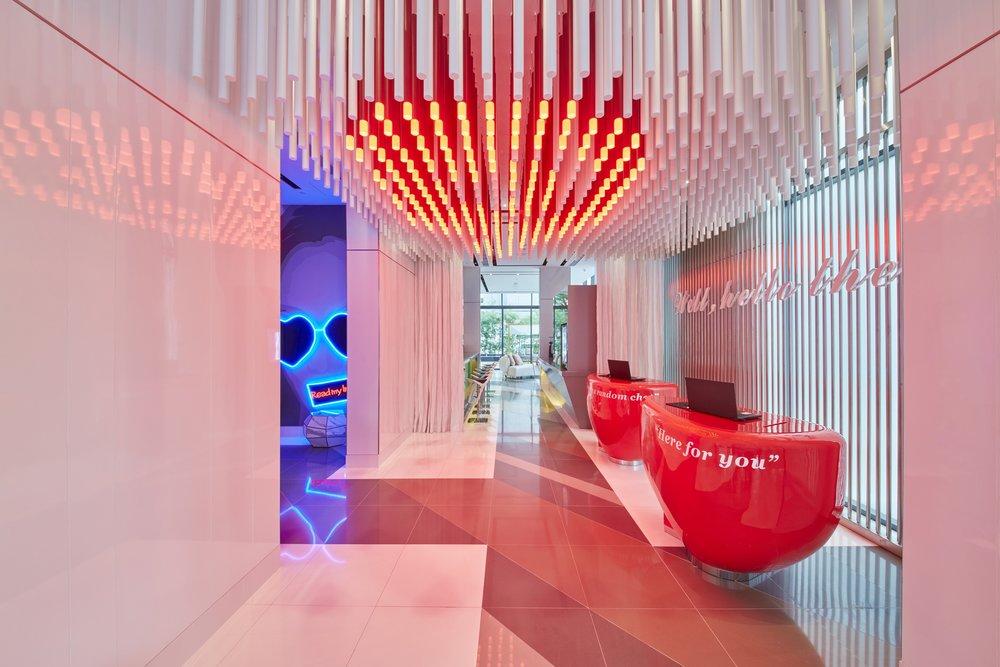 Oakwood Studios Singapore - Lobby.jpg