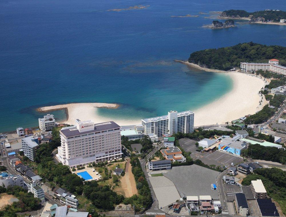 Photo Credit:Nanki Shirahama Marriott Hotel