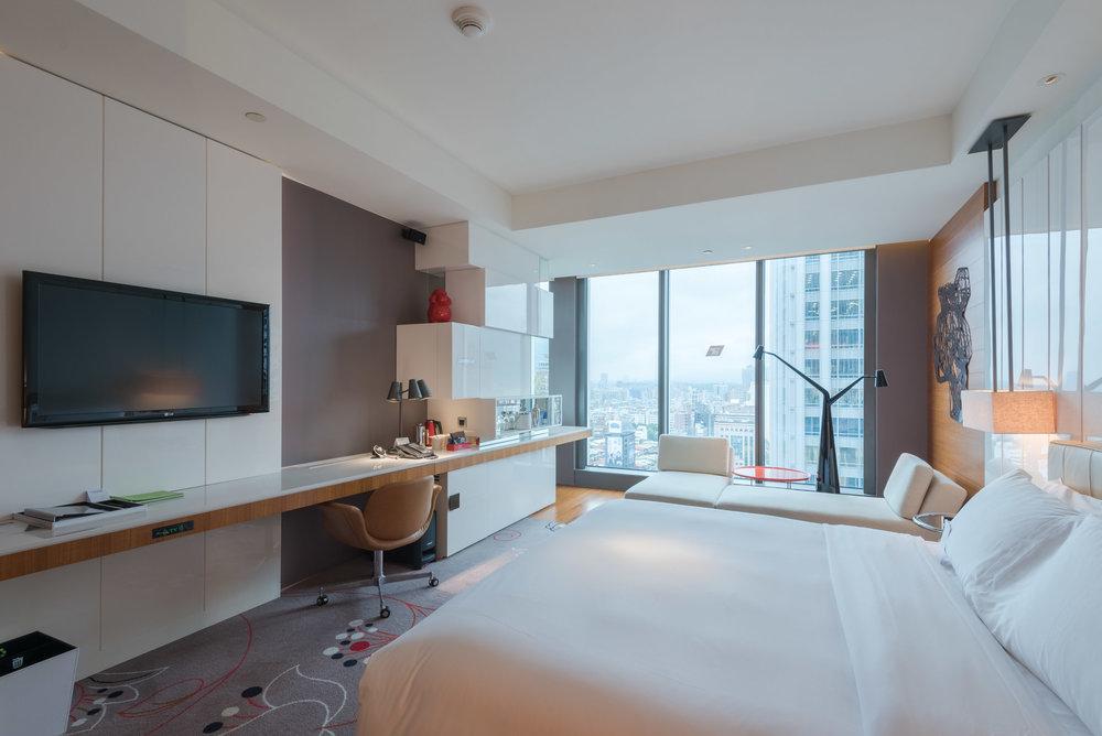 Bedroom  Wonderful Room - W Taipei